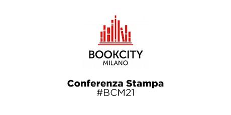 Conferenza stampa #BCM21 biglietti