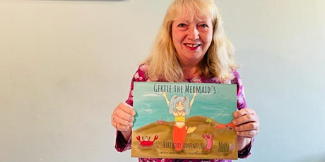 Gertie the Mermaid's Birthday Adventure reading by Amanda Severn tickets