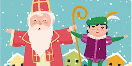 Sint en Piet op bezoek! (+-2-6 jaar) tickets