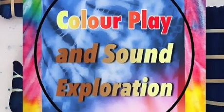 Colour Play  and Sound Exploration tickets