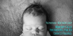 Postpartum and New Parent Therapy Group 5 Week Series