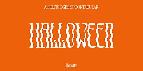 A Pretty Different Halloween hosted by Urban Decay at Selfridges Trafford tickets