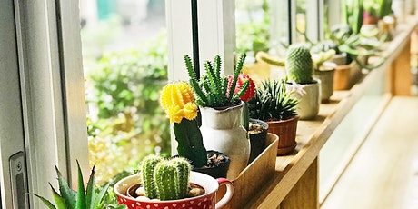 Create Your Own Balcony Garden | Time of Your Life tickets
