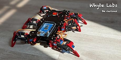 Intro to Arduino & Biorobotics (Online) tickets