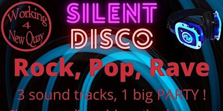 W4NQ silent disco tickets