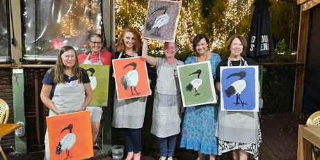 Sip and Paint Tuesday tickets