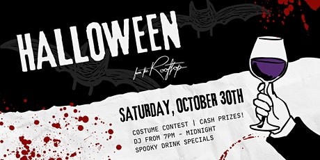 Halloween From The Rooftop tickets