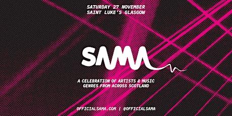 Scottish Alternative Music Awards 2021 - Live Ceremony tickets