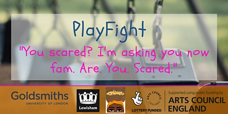 PlayFight - Relaxed performance. Pay What You Feel! tickets