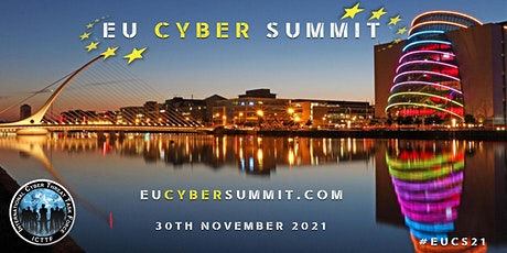 """EU CYBER SUMMIT 2021 - """"Cyber Leaders' Lunch"""" tickets"""