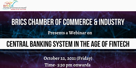 Central Banking System in the age of FinTech tickets