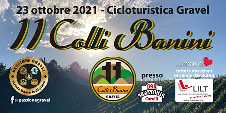 11 Colli Banini tickets
