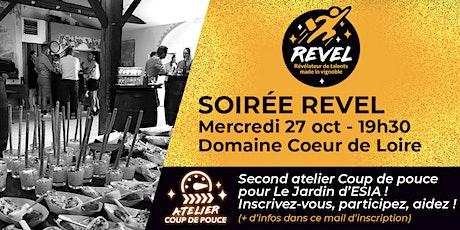27 Octobre / Soirée REVEL billets