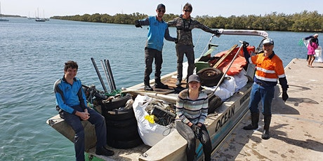 Volunteer Opportunity - Coomera River - Hardcore Cleaning tickets