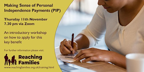 Making Sense of Personal Independence Payment (PIP) tickets