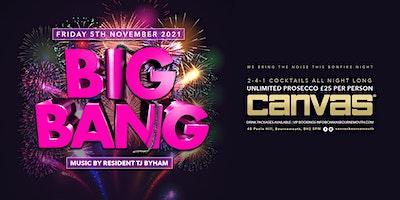 Canvas Presents The Big Bang