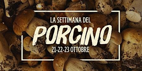 La Settimana del Porcino | Roma biglietti