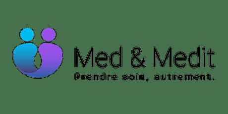ATELIER MEDITATION PLEINE CONSCIENCE billets