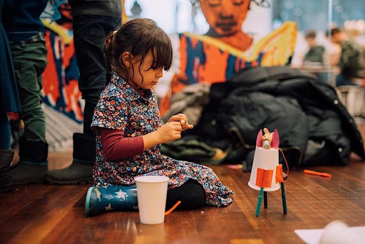 Afbeelding van Bouwen als een beest! Bouwworkshop voor kinderen