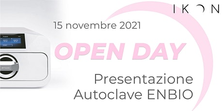 Open day - Presentazioni Autoclavi ENBIO biglietti