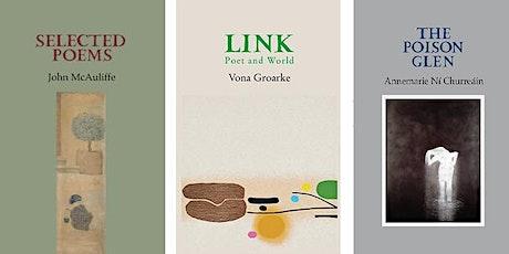 Book Launch: Vona Groarke, John McAuliffe, Annemarie Ní Churreáin tickets