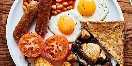 Big Breakfast and Heaton Park Walk tickets