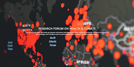 Research Fora on Climate & Health tickets