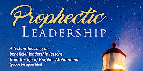 Prophetic Leadership tickets