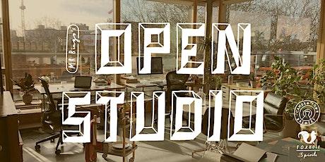 Mr Bingo's Open Studio tickets