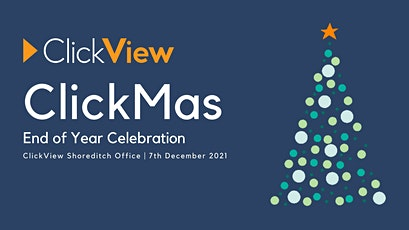 ClickMas User Group and End of Year Celebration tickets