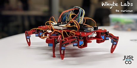 Intro to Walking Robots Bootcamp (Online) tickets