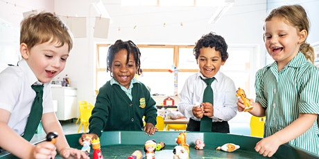 Messy Play at Farringtons tickets