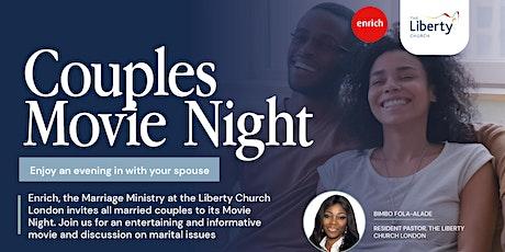 Couples Movie Night tickets
