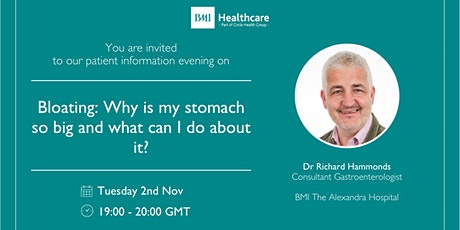 Bloating: Why is my stomach so big and what can I do about it? tickets
