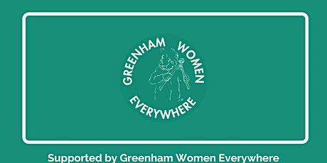 Greenham Women Walk to COP26 Faslane to Glasgow tickets
