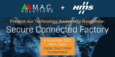 Secure Connected Factory - Huddersfield tickets