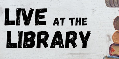 Live at the Library - Faraway Martin & Guests tickets