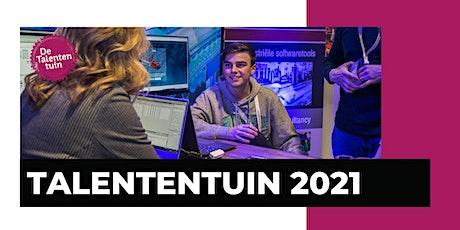Talententuin 2021 tickets