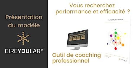 Découverte de l'outil de coaching CIRCYOULAR pour les coachs HEC billets