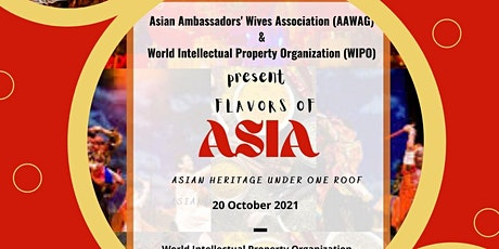 Asian Festival - Flavors of Asia tickets