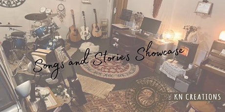 KN creations- Songs & Stories Showcase tickets