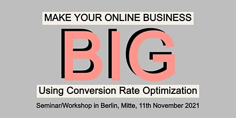 Learn How To Expand your Online Store With Conversion Rate Optimization Tickets