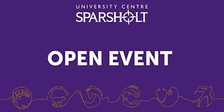 Sparsholt Open Day - Saturday 13 November - Access to Higher Education tickets