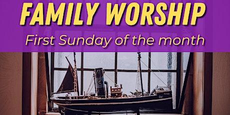 Family Worship | November tickets