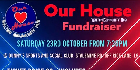 Our House Fundraiser tickets