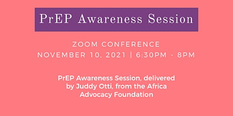 PrEP Awareness Session tickets