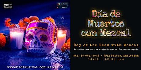 Dia de Muertos con Mezcal tickets