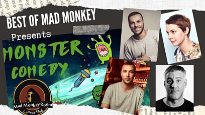 Best of Mad Monkey Comedy Tickets