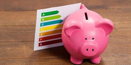 Speeddaten met een energiecoach voor een lagere energierekening tickets
