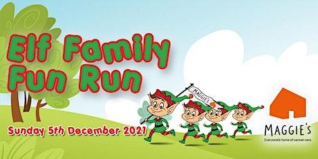 Maggie's Elf Family Fun Run 2021 tickets